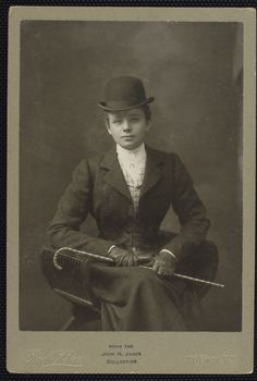 Maude Adams, 1900s via The New York Public Library
