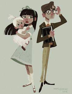 Karly Jade Illustration