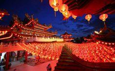 Festa delle Lanterne, festa tradizionale cinese.