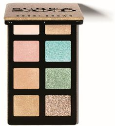 Surf Eye Palette – New & Limited Edition   Surf & Sand - Bobbi Brown Summer 2014 Makeup Collection #bobbibrown   #beauty   #cosmetics   #kateupton   http://www.bliqx.net/surf-sand-bobbi-brown-summer-2014-makeup-collection/
