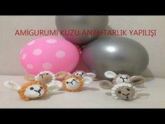 Amigurumi Kuzucuk Örgü Tarifi 1 - YouTube