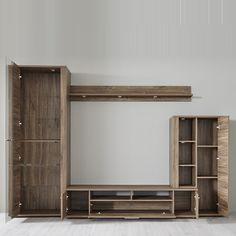 Bedroom Furniture Design, Living Room Furniture, Furniture Sets, Kitchen Furniture, Small Display Cabinet, Tv Storage Unit, Modern Tv Units, Wooden Tv Stands, Living Room Tv Unit Designs