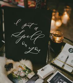 """273 Likes, 5 Comments - Twinkle & Toast (@twinkleandtoast) on Instagram: """"Guest book goals ✍ photo @shaneandlaurenphoto event design @treschicaffairs"""""""