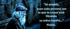 Cita Platón