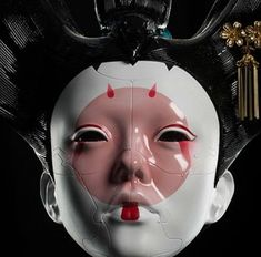 One winner will receive a Ghost in the Shell themed geisha mask and display stand and four IMAX Tickets worth $3,592.00 in all! Enter up to once per day.