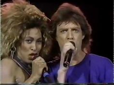 Tina Turner interview 1985