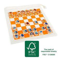 Cadeau pour papa et maman échiquier Jeu d/'échecs carré en bois d/'olivier 45 cm