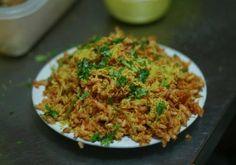 Sri Sai Foods - #BhelPuri - Jayanagar 1st Block - #Bengaluru #Street #Food #India #ekPlate #ekplatebhelpuri