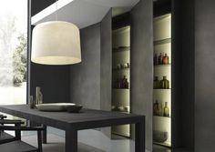 Cucine Design Blade   Modulnova Cucine   Composizione 3