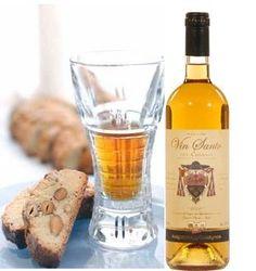 Vin Santo ~  traditional Tuscan dessert wine. I love a good dessert wine!