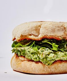 Your Tuna Sandwich Has Been Waiting Its Whole Life For Green Goddess Dressing | Bon Appetit