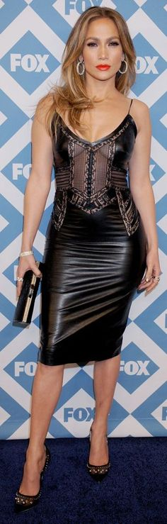 Jennifer Lopez #outfit #dress <3