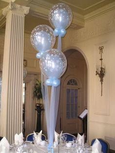 Tulle balloon string!