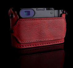 half case Leica Q open back - angelo pelle