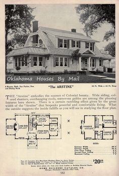 Home Builders Catalog 1926 The Arstine | by ffshoe