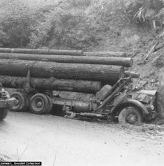 Old Time Logging | Welcome Guest Logging Equipment, Heavy Equipment, Tow Truck, Big Trucks, Semi Trucks, Antique Trucks, Vintage Trucks, Heavy Truck, Old Cars