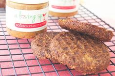 Try not to eat straight out of the jar when you're making A Loving Spoon's honey-vanilla-bourbon-peanut butter cookie: http://www.7x7.com/eat-drink/loving-spoons-honey-vanilla-bourbon-peanut-butter-cookie-recipe