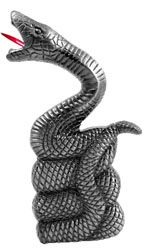 We love cool lighters http://www.supercoollighters.com/lighters/novelty-lighters/snake-strike-torch/
