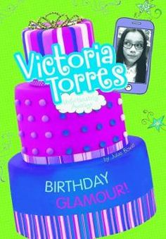 FIC BOW - Victoria Torres has always had a family birthday party that she shares with her beloved grandmother, but this year she is so impressed by her classmate's birthday party at GlamaRama, the mall's newest spa store, that she decides that she wants to celebrate her twelfth birthday there--and her mother refuses to do both.