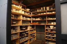 Minimal Modern Handmade Ceramics By Wakako Senda