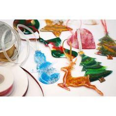 Resin Christmas Ornaments | Christmas Ornaments Images Ornaments Image, Christmas Ornaments, Resin, Table Decorations, Home Decor, Decoration Home, Room Decor, Christmas Jewelry, Christmas Decorations