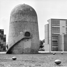 The Trudelturm, Berlin / Hermann Brenner and Werner Deutschmann, 1934-1936