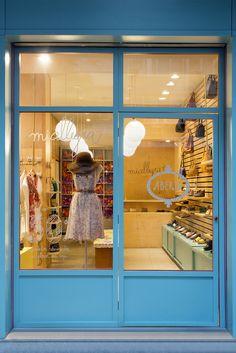 Miallegra - Copacabana Arquitetura de interiores - Arquitetura de lojas - 2015. Shop Spaces - Retail Design