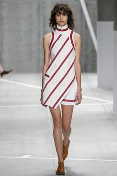 Lacoste Fall 2015 RTW Runway – Vogue