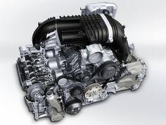 911 GT3 Motor