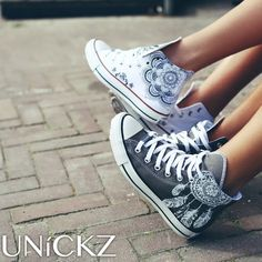 UNiCKZ All Stars Converse