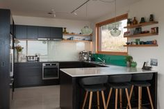 Where Beauty Meets Function.   Next-generation architecture. Setting the standard for energy efficiency and passive house design. Energy Efficiency, Passive House Design, Architect House, Sustainable Architecture, New Builds, Beautiful Space, Kitchens, Interiors, Cuisine