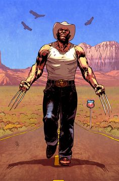 Wolverine by Nick Klein