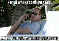 Haha!   New England Patriots