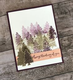 Exploring the Rooted in Nature Bundle - Part 1 - Stamping with Avery's Owlery