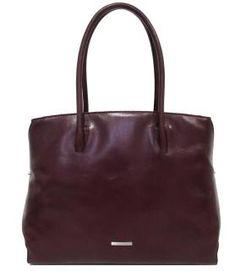 Damenhandtasche Claudio Ferrici bordo Glattleder - Bags & more Rind, Tote Bag, Bags, Leather Cord, Sachets, Handbags, Carry Bag, Dime Bags, Tote Bags