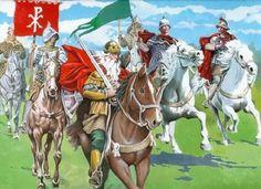 Carolingian Horsemen