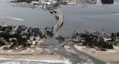 Sandy Destruction From Above (25 pics)