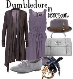 I want to own every one of the Harry Potter inspired outfits on this page...