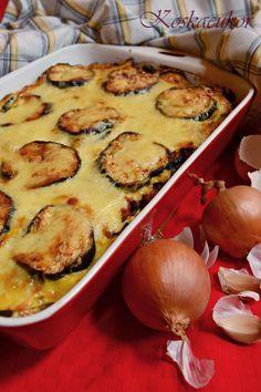 Greece Food, Hungarian Recipes, Hungarian Food, Main Meals, Meat Recipes, Mashed Potatoes, Main Dishes, Pork, Snacks