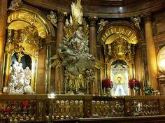 Virgen del Pilar. Zaragoza (Spain)