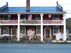 The Brick Store (Bath, NH): The Brick Store is a genuine old-fashioned general store that dates  back as  far as 1790. Here, you can get distinctive New England specialties shipped to you or a loved one.  Homemade fudge, candy, cheese, books, and maple products are some of the items available at The Brick Store.  http://www.thebrickstore.com/~brikstor/