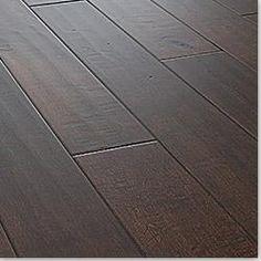 BuildDirect: Maple Coffee Hardwood Flooring