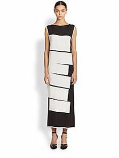 Helmut Lang - Litho Printed Stretch Jersey Dress