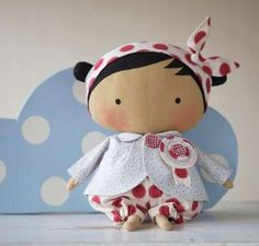 Tilda Sweetheart Doll Kit - by Tilda - Tilda Fabrics & ProductsSECONDARY_SECTION$65.00: Fabric Patch: Patchwork Quilting fabrics, Moda fabric, Quilt Supplies,�Patterns