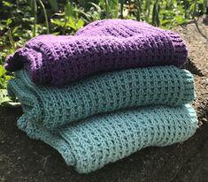 by GJ: DIY - Strikket køkkenhåndklæde - DIY Knitted kitchen or guest towel Guest Towels, Fingerless Gloves, Arm Warmers, Knitting, Crochet, Blog, Diy, Threading, Creative