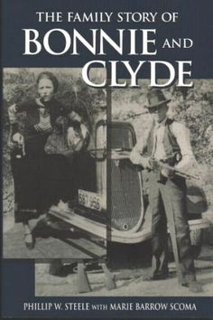 Book about Bonnie and Clyde