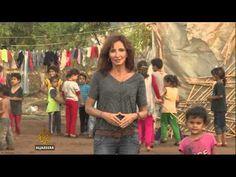 Fleeing Syrian children deprived of education - YouTube