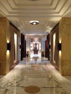 Lobby corridor - Darmawangasa Hotel, Jakarta