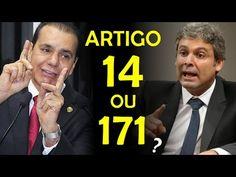 Lindbergh pede Artigo 14, Ataídes Oliveira oferece Artigo 171 - Impeachm...
