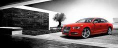 Der Audi S5 Sportback. Sportlichkeit mit besonderer Eleganz.